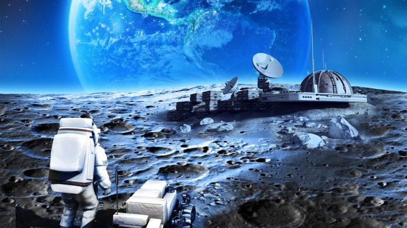 Zapomniane plany Ameryki dotarcia na Księżyc