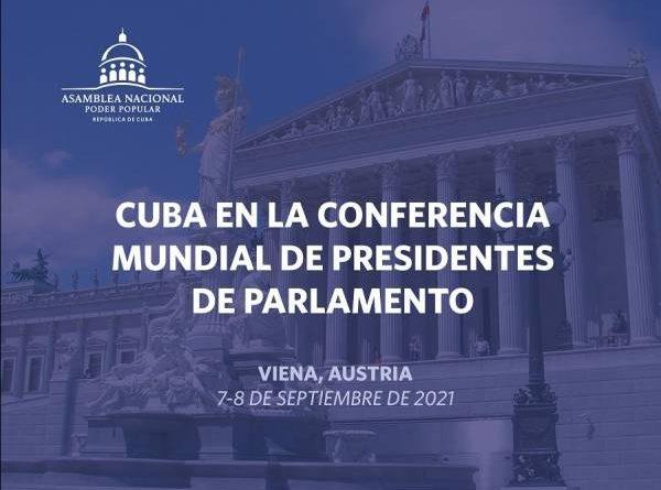 Kuba weźmie udział w V Światowej Konferencji Przewodniczących Parlamentów – Young Rebels