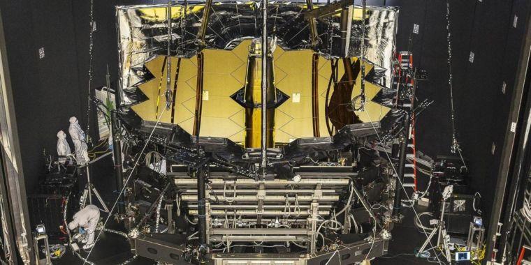 Teleskop Jamesa Webba ma prawdziwą datę premiery