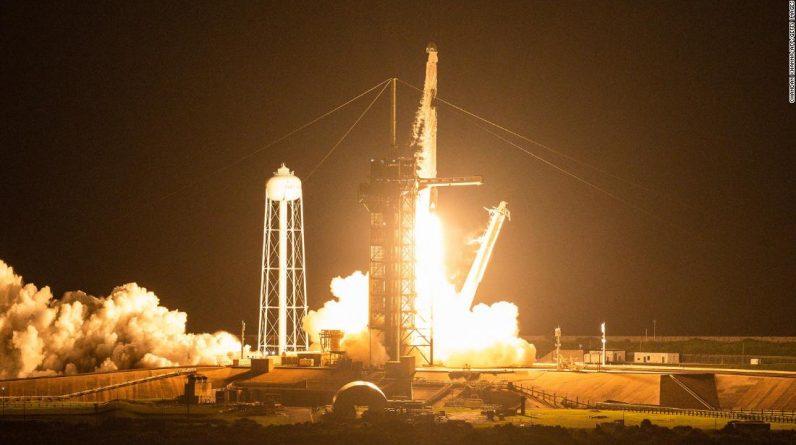 SpaceX miał kłopoty na pokładzie swojego pierwszego rejsu.  Mogło być znacznie gorzej