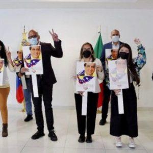 Delegacja rządu Wenezueli przybywa do Meksyku, aby wziąć udział w dialogu z opozycją