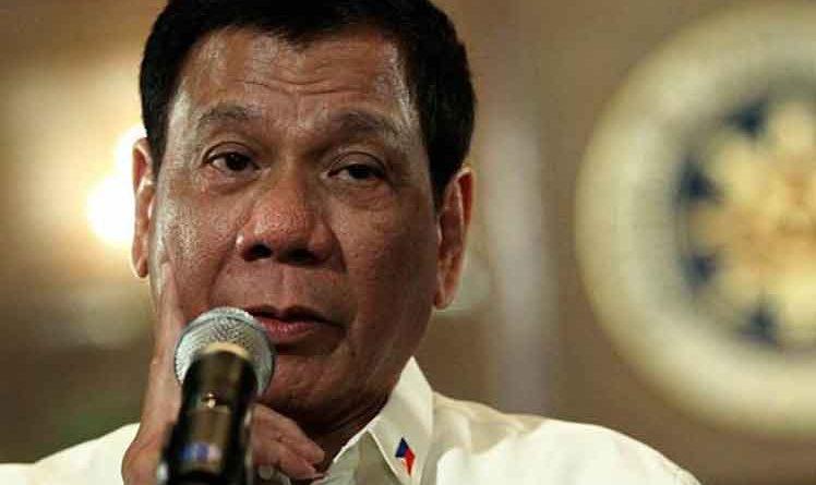 Duterte potwierdza kandydaturę na wiceprezydenta Filipin - Prensa Latina