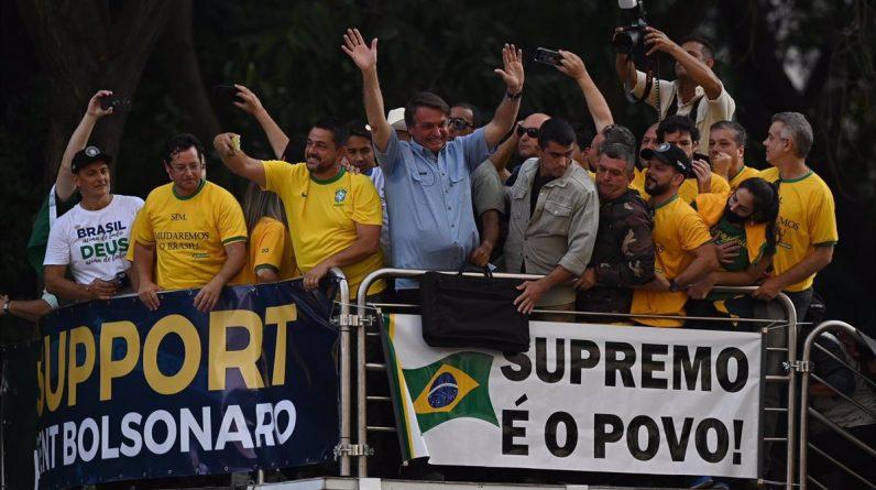"""Human Rights Watch ostrzega przed niebezpieczeństwem, jakie dla demokracji stwarza Bolsonaro, """"obrońca brazylijskiej dyktatury"""""""