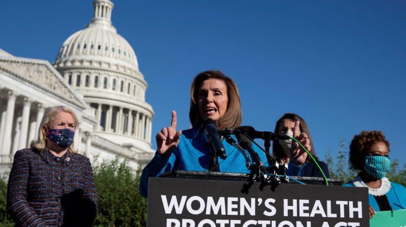 Izba Reprezentantów uchwala plan ochrony praw do aborcji w Stanach Zjednoczonych