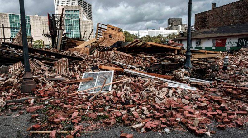 Joe Biden wyruszy w trasę po Nowym Orleanie, mocno uderzonym przez huragan Ida |  międzynarodowy |  Aktualności
