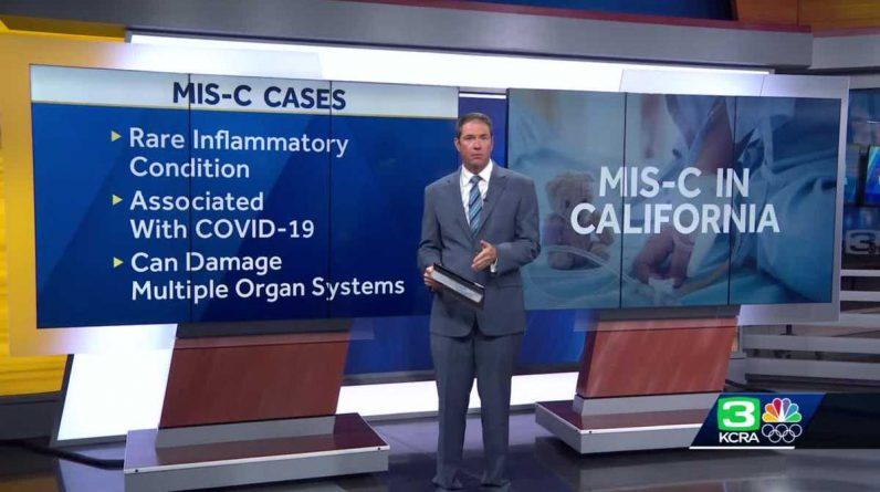 Liczba przypadków rzadkich pediatrycznych przypadków MIS-C w Kalifornii potroiła się od lutego