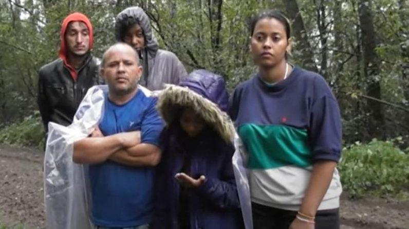Polska siłą wydala rodzinę kubańskich imigrantów na granicę białoruską