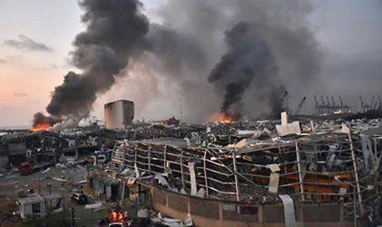 Prezydent Libanu podnosi zewnętrzne poparcie dla śledztwa w sprawie wybuchu