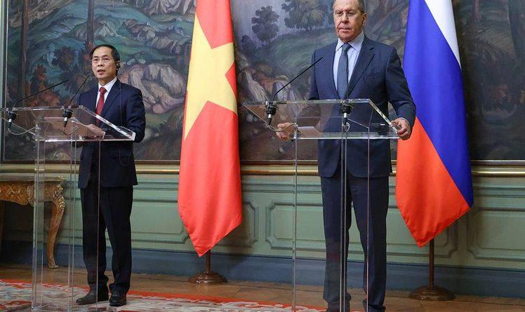 Rosja i Wietnam odrzucają dywizje w regionie Azji i Pacyfiku - Prinsa Latina