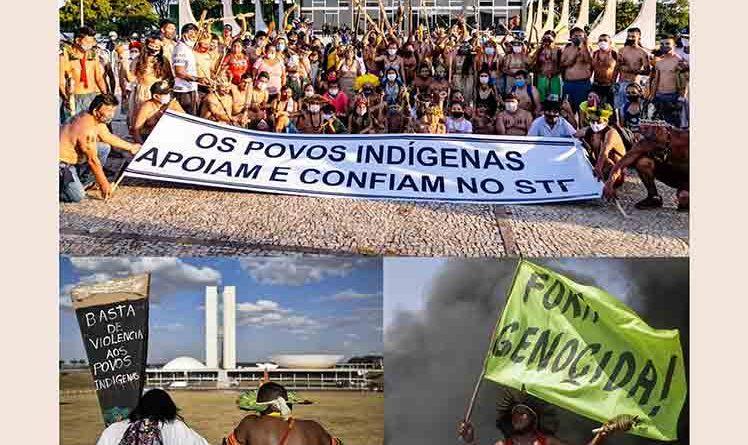 Sąd Najwyższy Brazylii apeluje od wyroku na ziemiach tubylczych - Prensa Latina