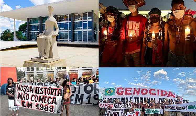 Sąd Najwyższy Brazylii będzie nadal wydawać kluczowe orzeczenia dotyczące ziem tubylczych