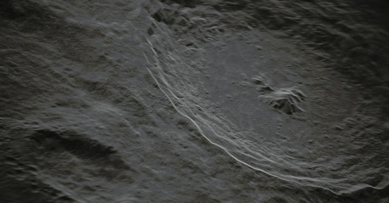 To szalone nowe zdjęcie księżyca Tycho Cartera jest tak szczegółowe, że prawie nie wygląda na prawdziwe