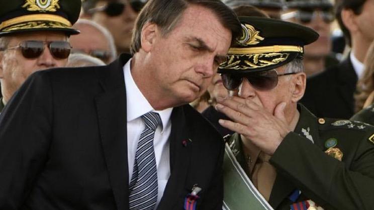 Według sondażu połowa Brazylijczyków uważa, że Bolsonaro może dokonać zamachu stanu