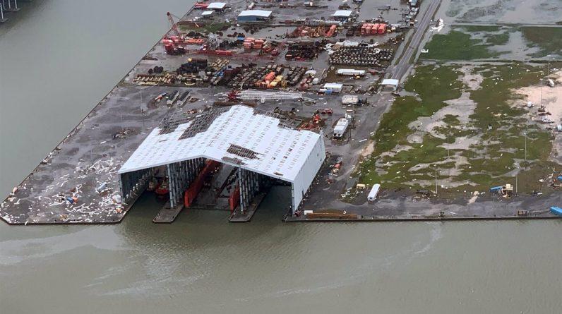 Znaleźli 22-kilometrowy wyciek ropy w Zatoce Meksykańskiej po przejściu huraganu Ida