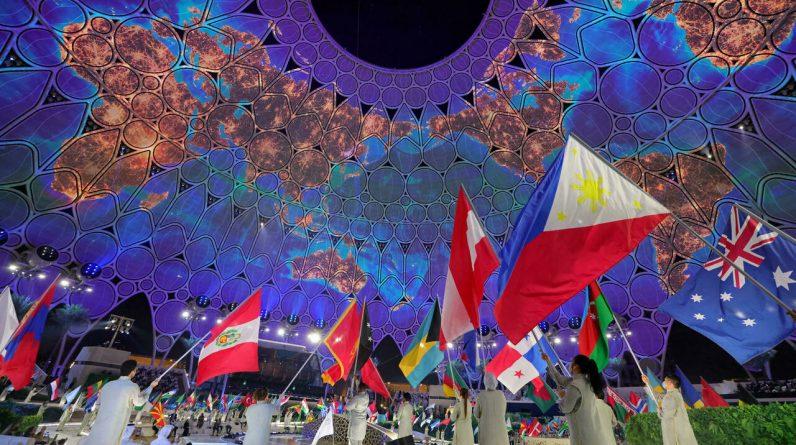 Expo 2020 rozpoczyna się w Dubaju, największym światowym wydarzeniu od początku pandemii