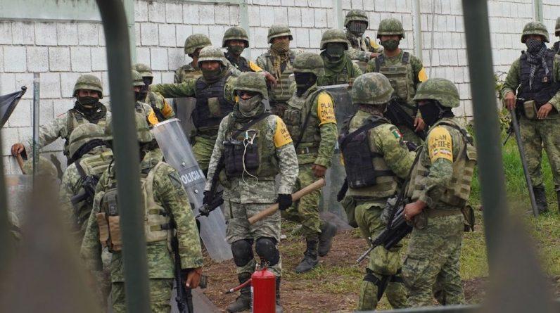 """Kartel Jalisco akceptuje wycofanie się, zanim Sedena posuwa się naprzód: """"Nie atakujemy siły"""" (jednak uwaga)"""