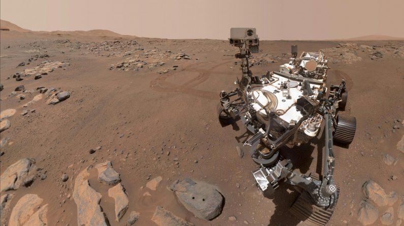 Zobacz modele NASA Mars Rover i Ingenuity Helicopter podczas amerykańskiej wycieczki