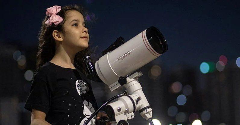8-letni brazylijski łowca asteroid jest oficjalnie najmłodszym astronomem na świecie