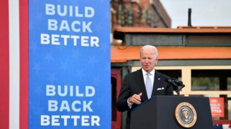 Biden wzywa Kongres do zatwierdzenia jego ogromnego planu inwestycyjnego dla Stanów Zjednoczonych