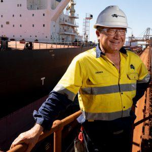 Czy Andrew Forrest z Fortescue, przedsiębiorca rudy żelaza, może uratować planetę?