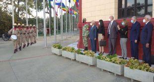 Powitalna podróż do Hugo Chaveza, wicepremiera Kuby - Escambrai